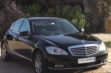 Mercedes Clase S / 5 Plazas incluido el conductor