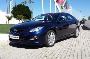 Mazda 6 / 5 Plazas incluido el conductor
